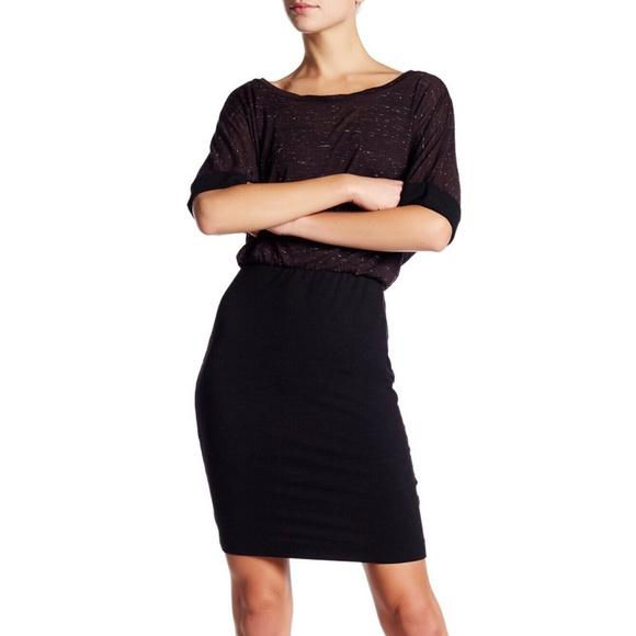 Splendid Dresses & Skirts - Splendid Speckle Melange Blouson Dress Size Medium